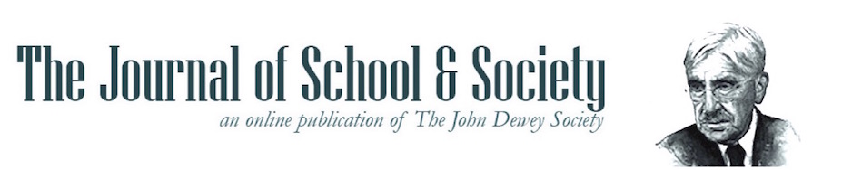 The Journal of School & Society